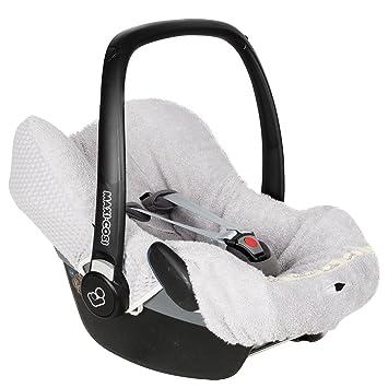 Koeka Bezug Für Maxi Cosi Silbergrau Baby