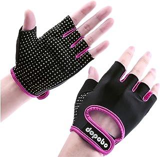 Workout Gloves, Weight Lifting Gloves : Men & Women Gym Glove Cycling Glove, for Weightlifting, Pull Up, Dumbbell, Cross T...