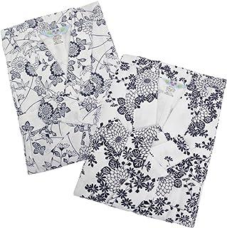 ガーゼ寝巻き レディース 婦人用 Sサイズ 1枚入日本製 寝巻き パジャマ 浴衣 寝間着 3780F (婦人Sサイズ)