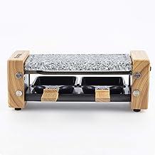 H.KOENIG WOD2 raclette-apparaat, hout