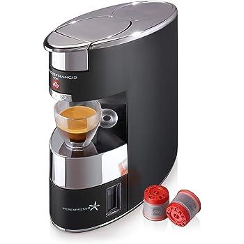 illycaffè X9 IPERESPRESSO Máquina de café de cápsulas, 1 Cups, Aluminio, Cromado: Amazon.es: Hogar