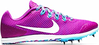 Zoom Rival D Distance Track Spikes Shoes Hyper Violet Womens Size 9