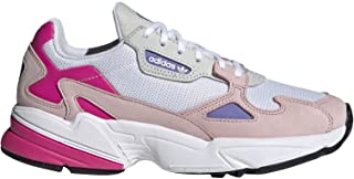 Falcon Shoes Women's, White, Size 9.5