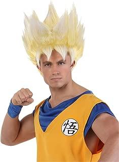 Fun Costumes Adult Super Saiyan Goku Wig