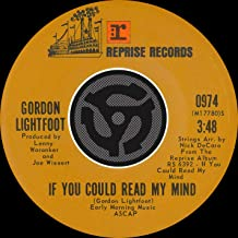 If You Could Read My Mind (45 Version)