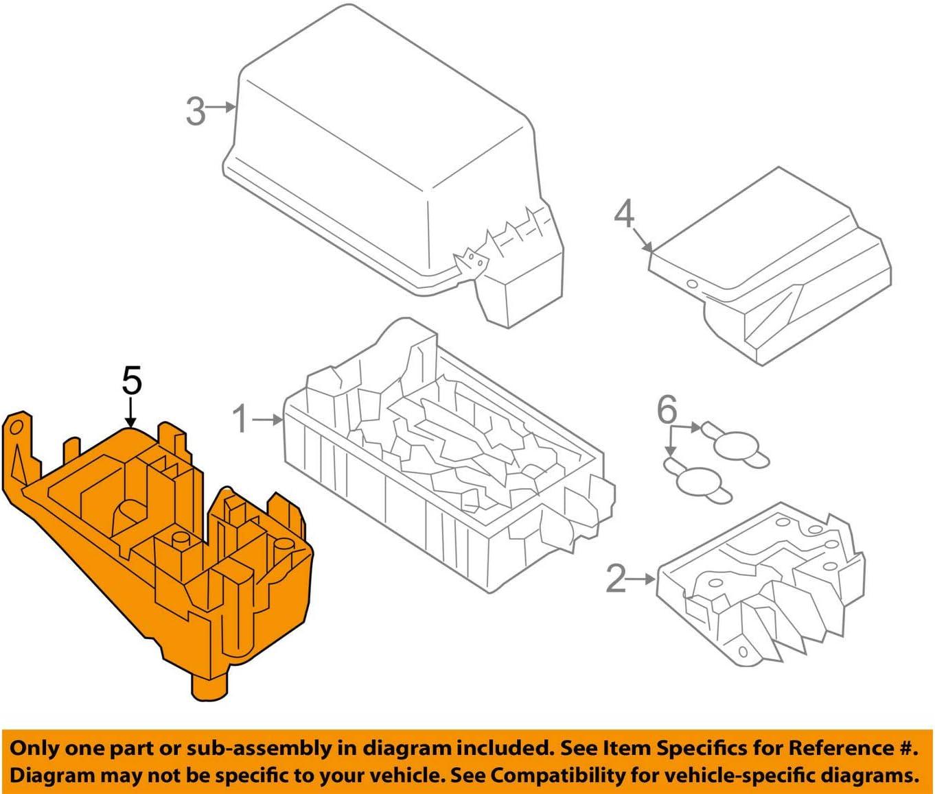 Genuine Over item handling shop ☆ Hyundai 91950-3M160 Engine Cover Assembly Room