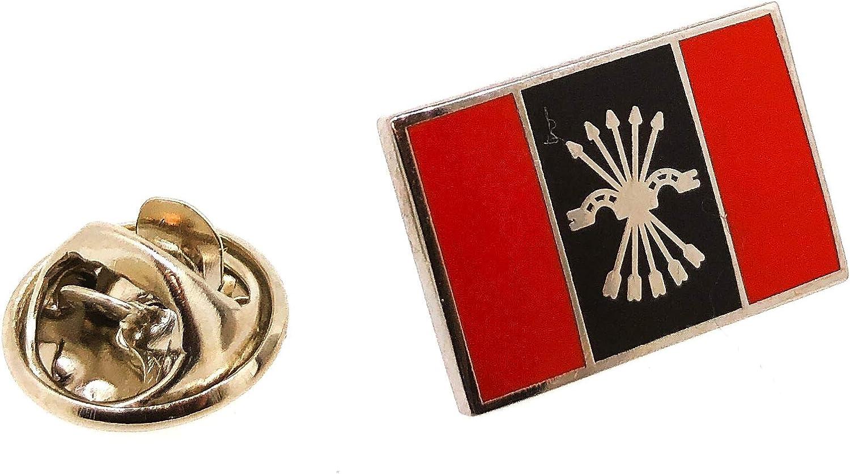 Gemelolandia | Pin de Solapa Emblema Falange | Pines Originales Para Regalar | Para las Camisas, la Ropa o para tu Mochila | Detalles Divertidos