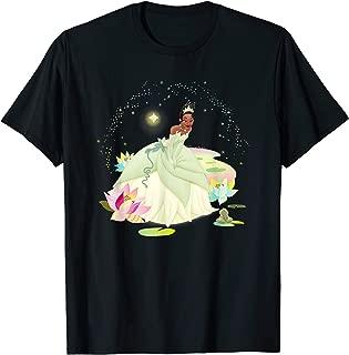 The Princess and The Frog Tiana on a Bayou T-Shirt