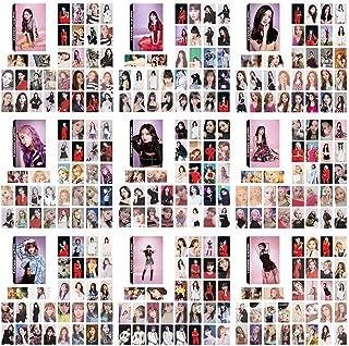 Saicowordist ist Carte LOMO avec clip chanvre pour collection Polaroid Petite carte Official Photo Cadeau pour Fans Exo