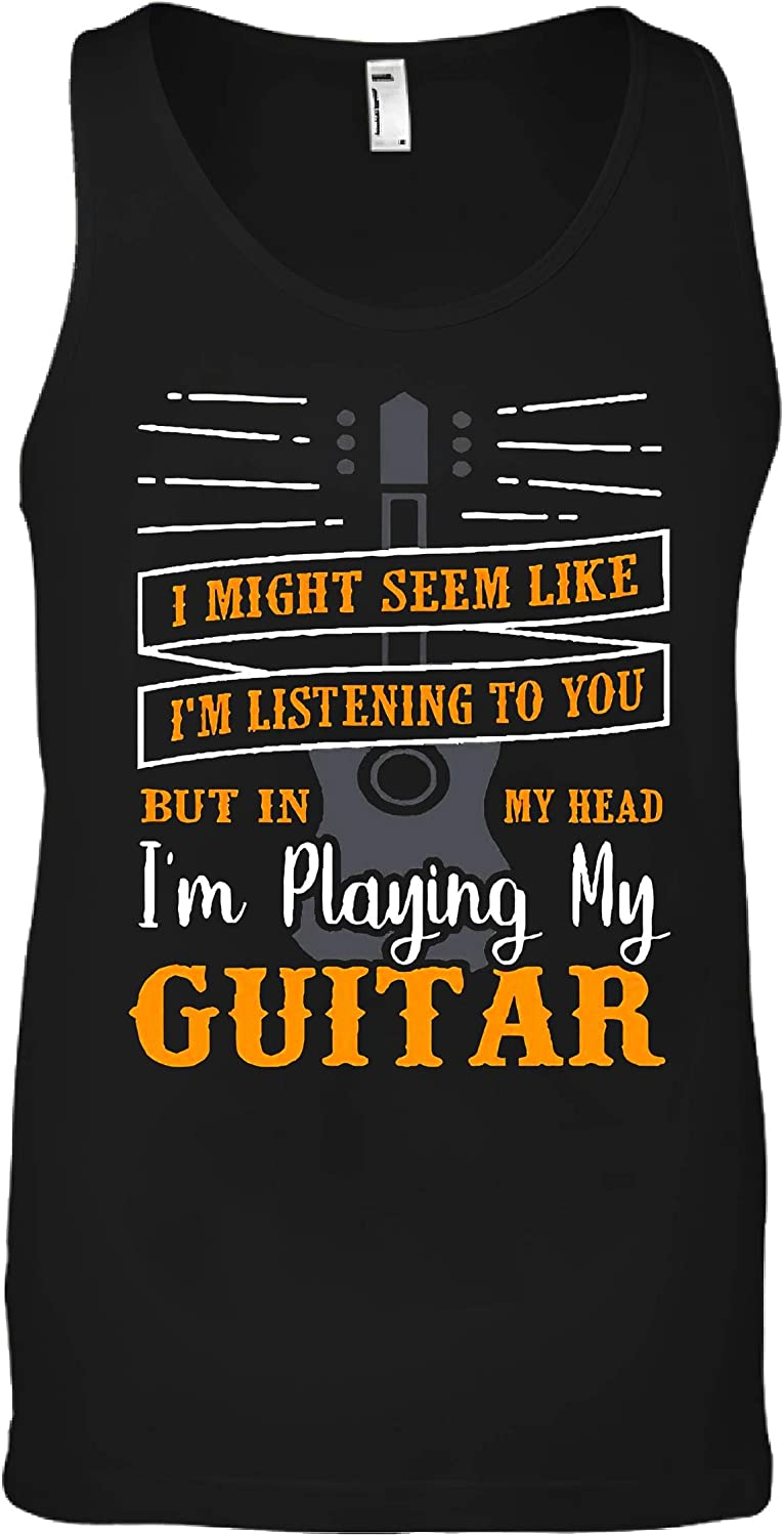 ANHIHA SHOP Max 86% OFF I Might Look Like Guitar I'm latest to Music Listening You