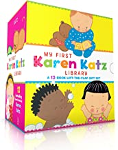 My First Karen Katz Library: Peek-a-Baby; Where Is Baby's Tummy?; What Does Baby Say?; Kiss Baby's Boo-Boo; Where Is Baby'...