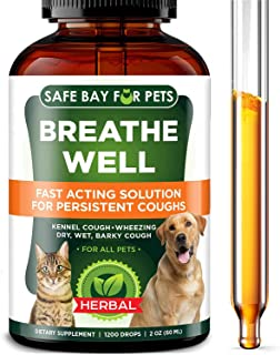Sponsored Ad - SafeBay Dog Supplement and Cat Supplement Premium Quality - 1200 Drops 2 Oz - Calendula for Dogs, Elderberr...
