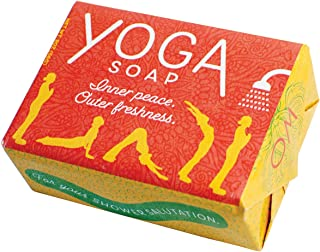Yoga Soap - 1 Mini Bar of Soap - Made in The USA