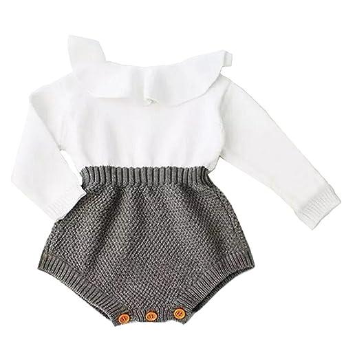 eb406e11232e Baby Girls 3PCs Sets My 1st Easter Tutu Romper Dress Short Bodysuit  Headband Outfit 0 3