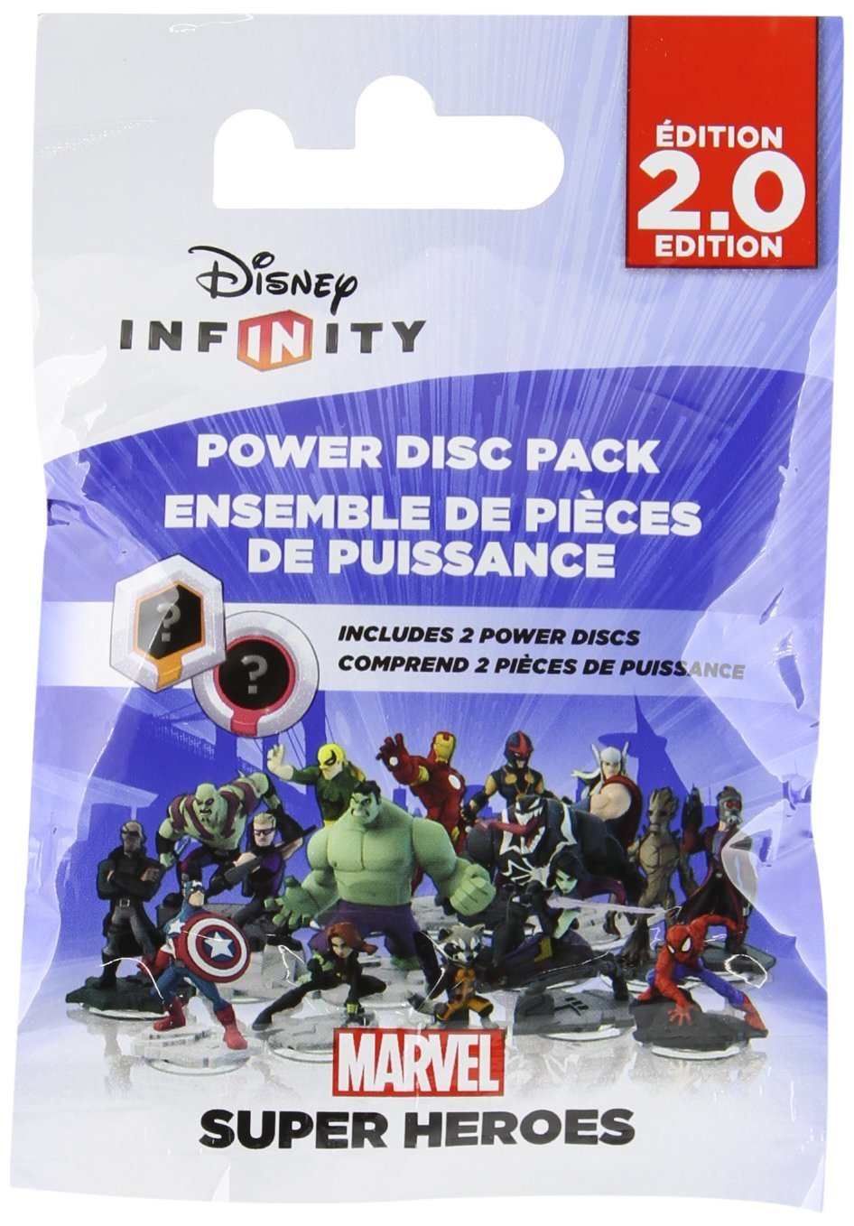 Disney INFINITY: 5% OFF 70% OFF Outlet Marvel Super Heroes Pa Edition Power 2.0 Disc