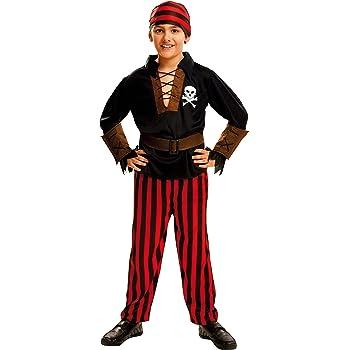 My Other Me Me-200591 Disfraz de pirata bandana para niño, 10-12 ...