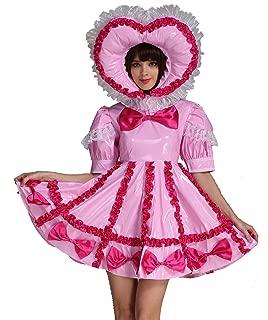 locking maid dress