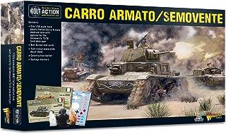 Bolt Action Carro Armato / Semovente Tank 1:56 WWII Military Wargaming Plastic Model Kit 400218005