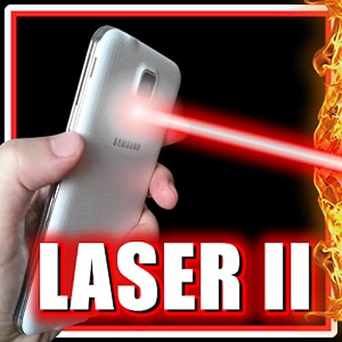 Laser Pointer Fire