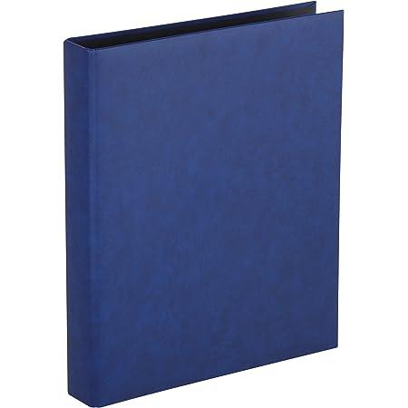Herma 7553 - Álbum de Fotos, 60 páginas, Cuero, Color Azul
