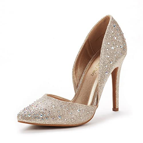 91f27bc76354 DREAM PAIRS Women s Oppointed Dress Pump Stiletto Heel Shoes