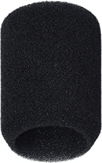 Shure A85WS Black Foam Windscreen for SM85, SM86, SM87A and BETA87A, and BETA87C