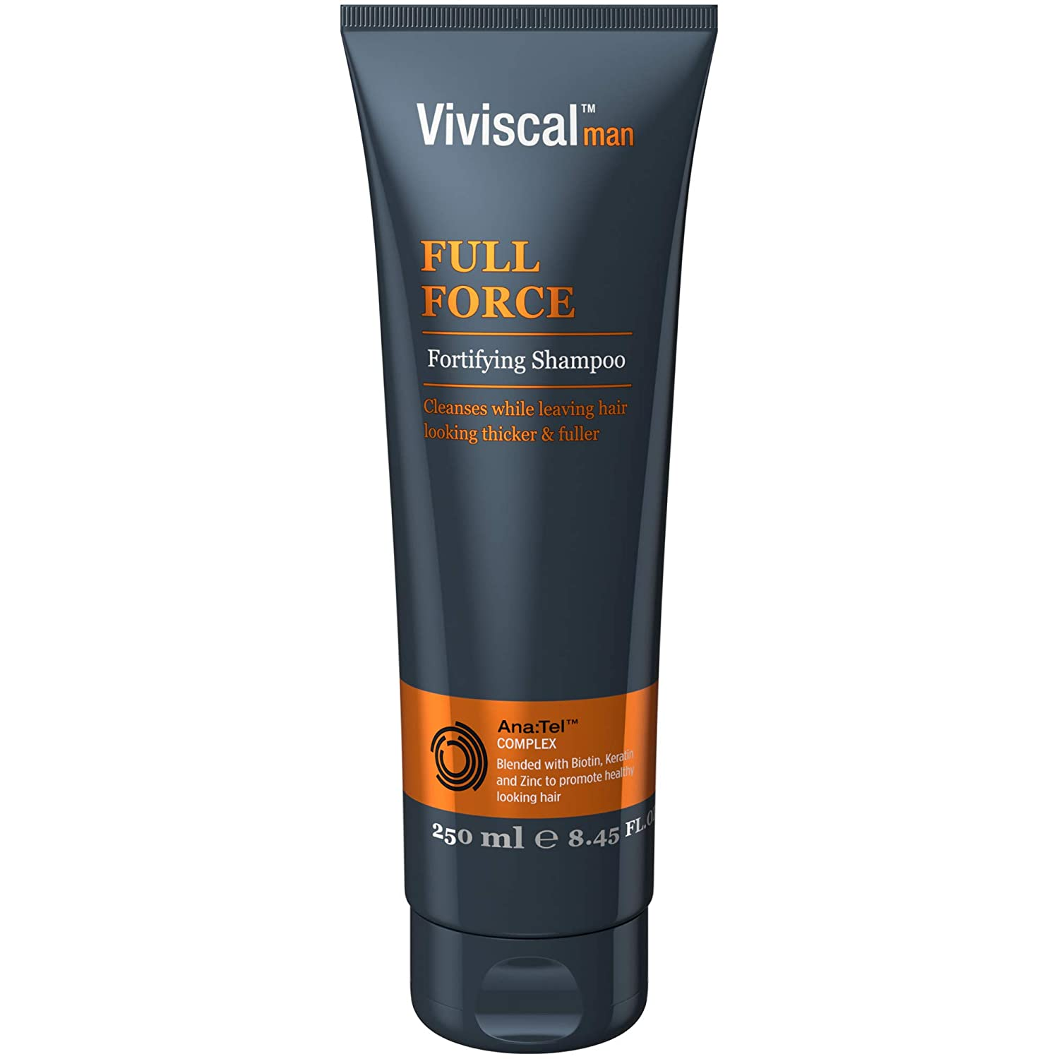 Ranking TOP20 Viviscal Man Full Force Shampoo 8.45 Fortifying Ounce SALENEW very popular
