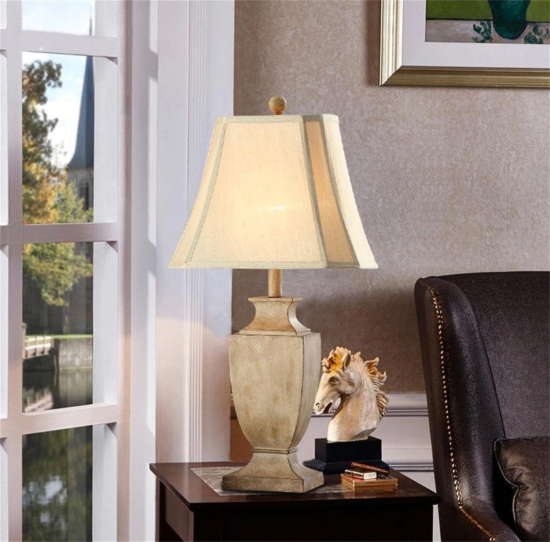 Flash-Klassische europäische Tischleuchte Luxury Luxury Luxury Holzimitation Retro tale Lampe amerikanischen Land Nachttischlampe B01D8B0CTQ   | Ausreichende Versorgung  c9a27c