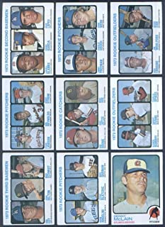 Best 1973 baseball cards Reviews