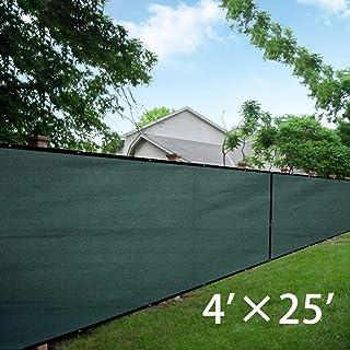 Hauteur 95/% doccultation 25 m 1.20 m Gris Anthracite Atout Loisir Brise-Vue Anthracite 240 g//m/²