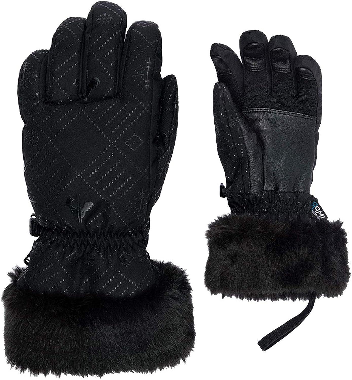 Rossignol Damen Skihandschuhe Winterhandschuhe Handschuhe Meije RLHWG26