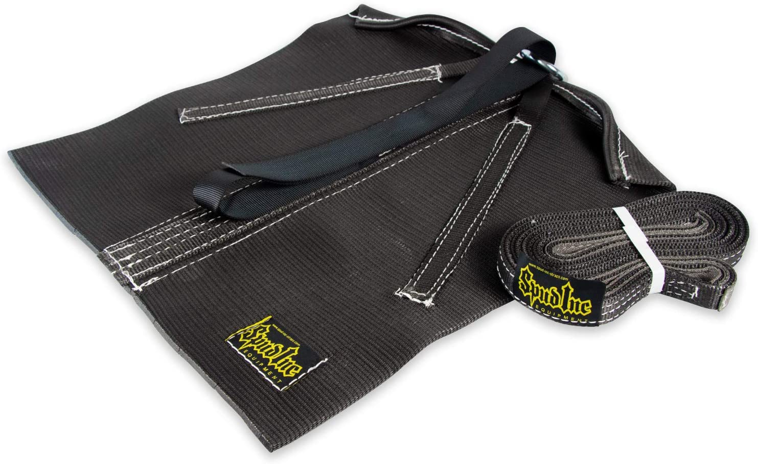 Inc Magic Carpet Sled with Strap Attachment Sewn in Spud