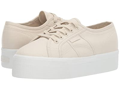 Superga 2790 Acotw Platform Sneaker (Full Cafe Noir) Women
