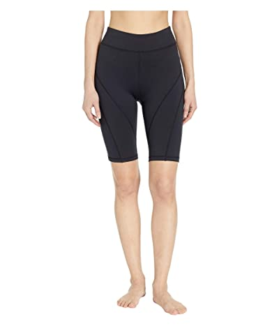 FP Movement Biker Baby Shorts (Black) Women