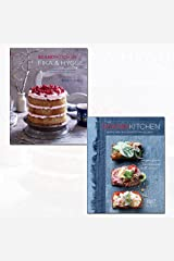 scandikitchen fika and hygge and the scandi kitchen 2 books collection set by bronte aurell - comforting cakes and bakes from scandinavia with love, simple, delicious dishes for any occasion Hardcover