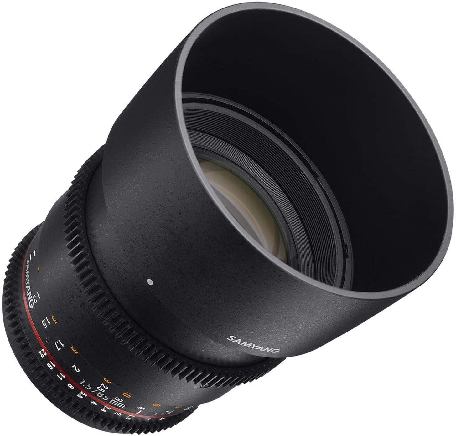 Samyang 13085t1 5f 85 Mm T1 5 Vdslr As If Umc Ii Kamera