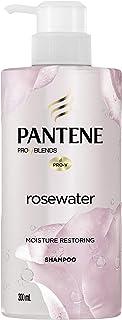 Pantene Micellar Rose Water Shampoo 300ml, 1 count