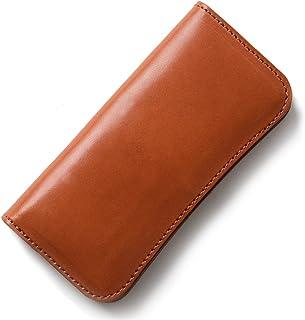(東京下町工房)長財布 メンズ財布 本革 栃木レザー ヌメ革 日本製 全6色