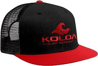 Koloa Surf Classic Mesh Back Trucker Hats in 18 Colors
