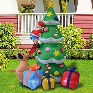 Best black christmas inflatables Reviews