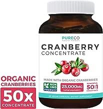 Best organic cranberry pills Reviews