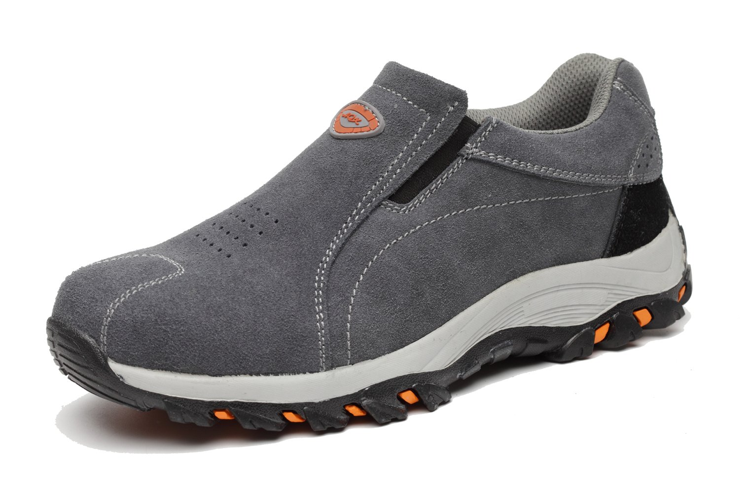 Mens Safety Shoes Steel Toe Cap Safety