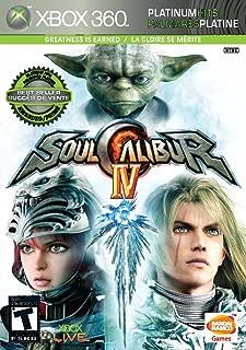 Soul Calibur IV - Xbox 360 (Renewed)