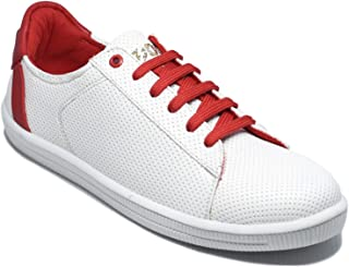 DOC Martin Smith White Sneakers