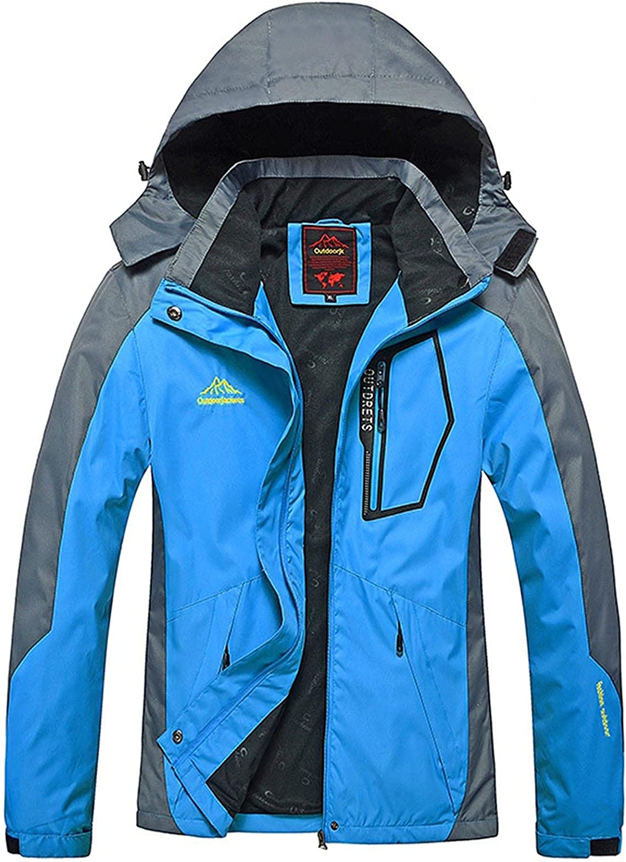 Kansas City Mall TPCHOICE Women's Lightweight Rain Max 63% OFF Windbre Jacket Waterproof Fall