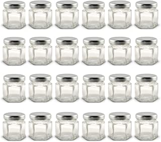 Best small glass jars for wedding favours Reviews