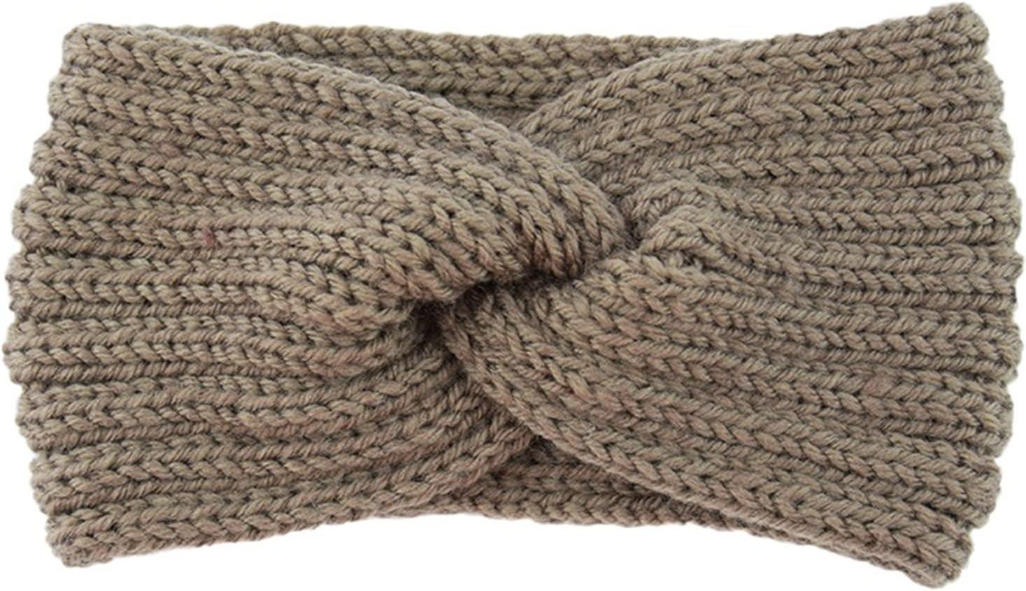 GTSIQJN Spring Free shipping anywhere in the nation Warm Headband Woolen Headbands Wool Knitting Limited price sale Knit