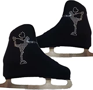 Ice Skate Boot Cover N-Peel Thermal VCBC01S Skater's Love 1 Pair