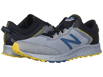 New Balance Fresh Foam Arishi Trail (Steel/Stone Blue) Men