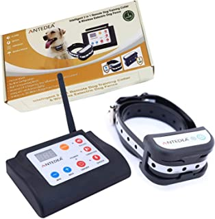 Best electronic training collars for dogs Reviews